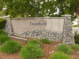 Deerfield sign