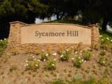 Sycamore Hill sign