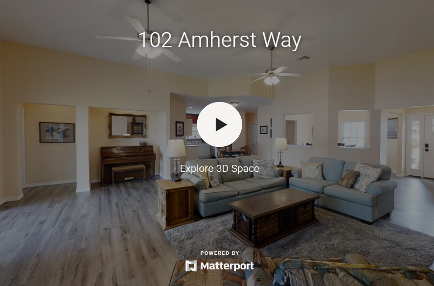 102 Amherst Way 3D Tour
