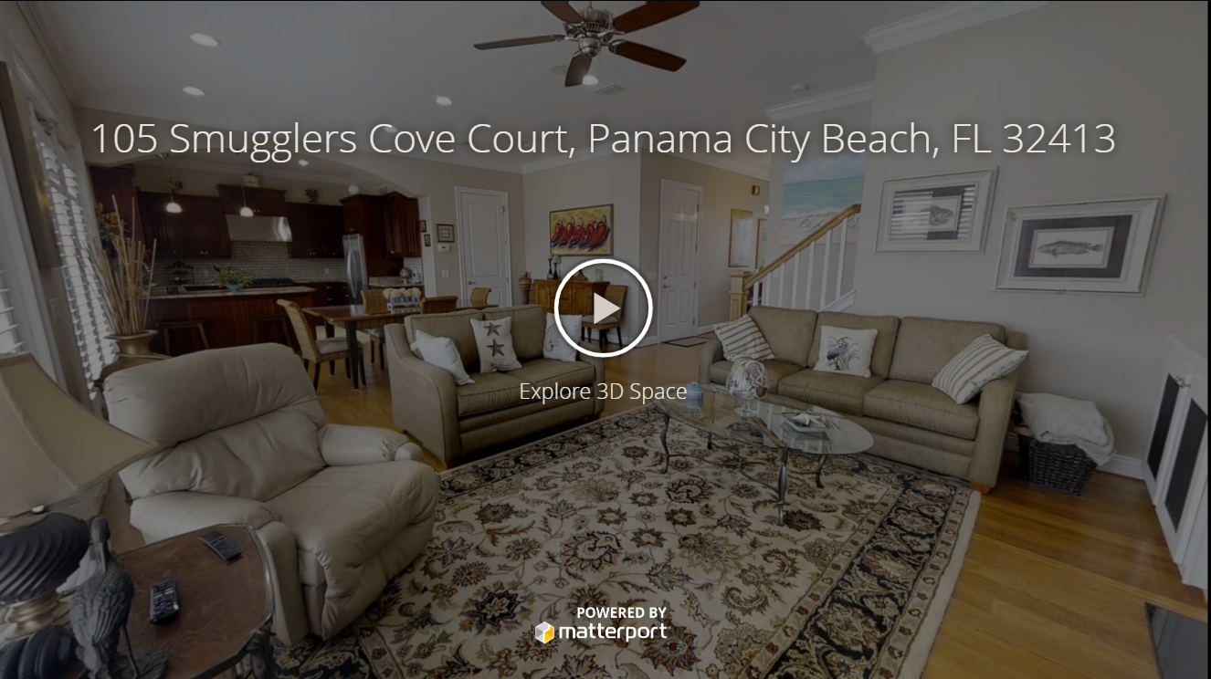 Inlet beach home for sale