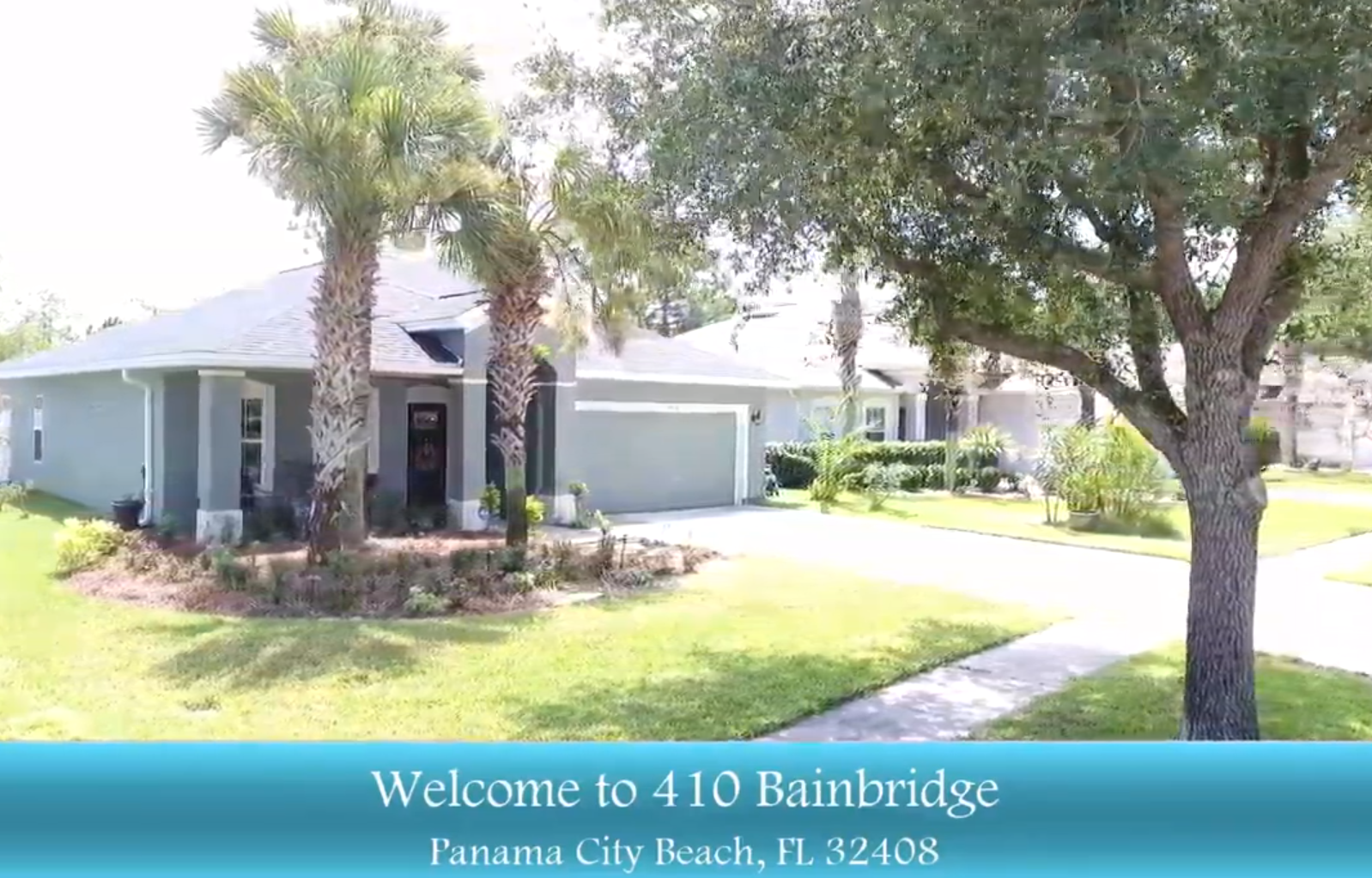 410 Bainbridge - Palmetto Trace Home for Sale in Panama City Beach