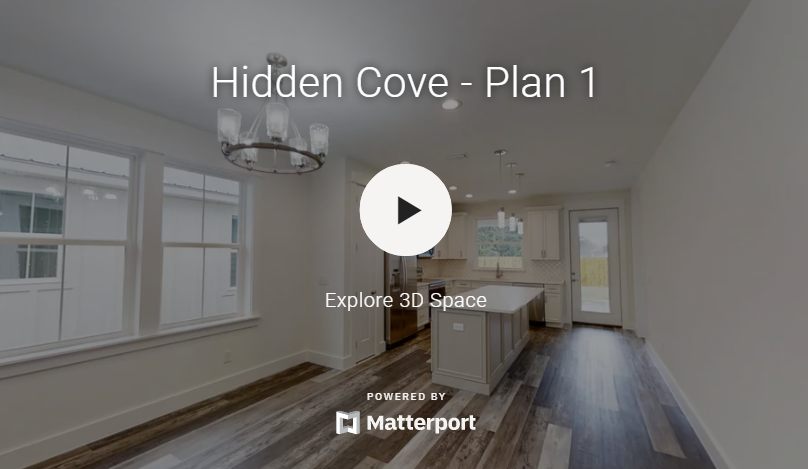 Hidden Cove Floor Plan 1