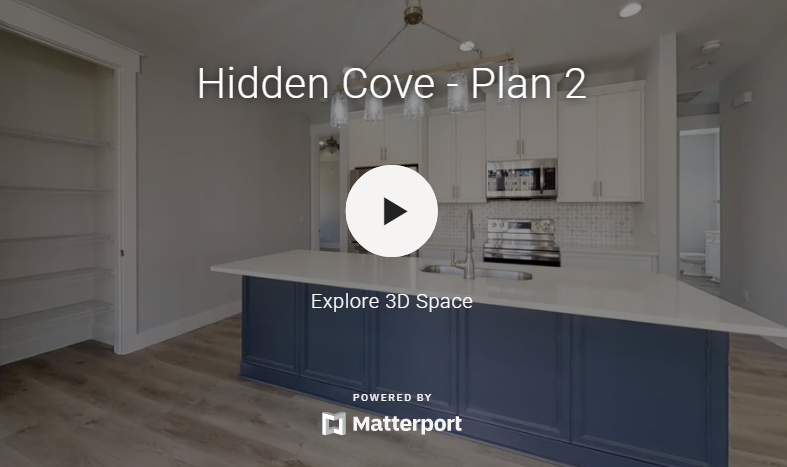 Hidden Cove Floor Plan 2
