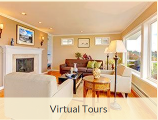 Visual Tours of houses for sale