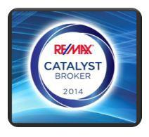 2014 RE/MAX Catalyst Broker