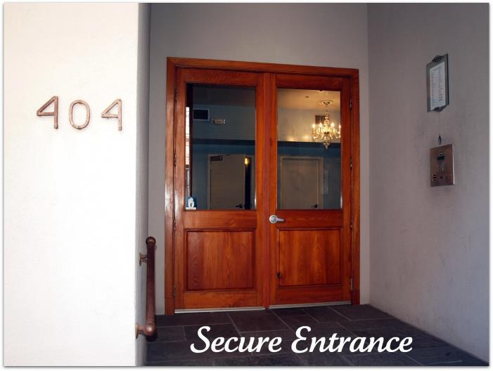 404NotreDame,SecureEntrance.jpg
