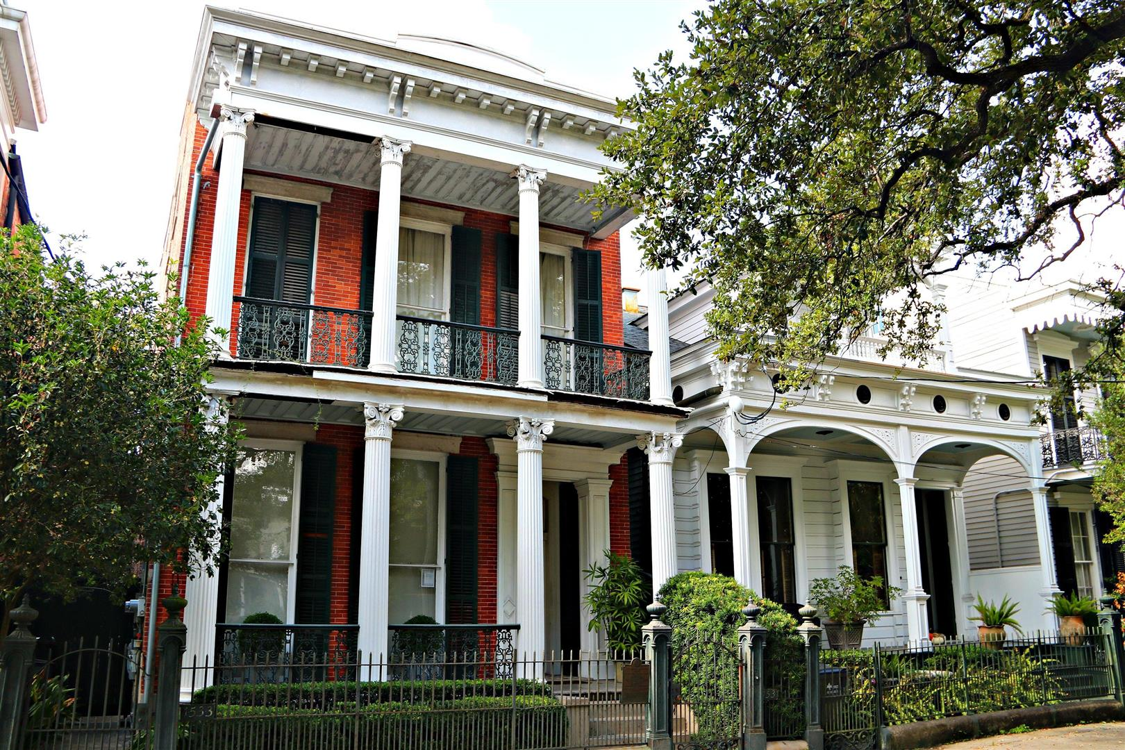 Amazing Lower Garden District · Walk Lower Garden District Images
