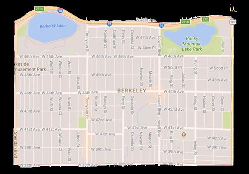 map berkeley park