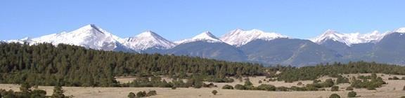 Custer County Real Estate and other Colorado Mountain Homes for Sale