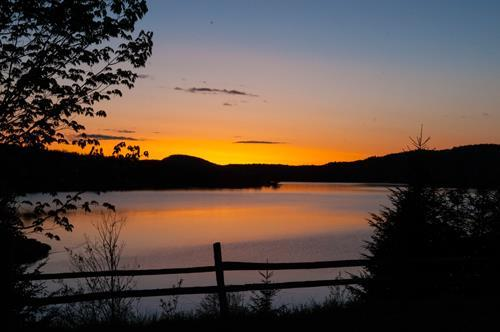 Pittsburg Northern NH - Back Lake Photo by Roxanne Herres